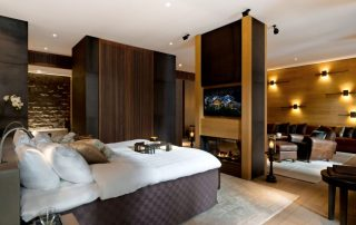 Zwitserland - The Chedi Andermatt - Other Side Deluxe Suite