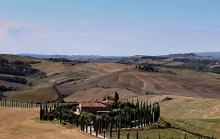 Toscane - De Crete - Zuid-Toscane