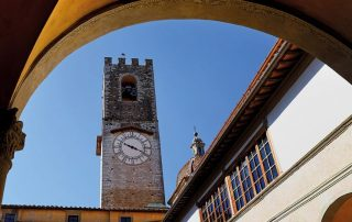 Toscane - abdij van San Michele Arcangelo a Passignano