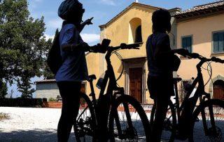 Toscane - fietsen onder begeleiding van Vlaamse stadsgids