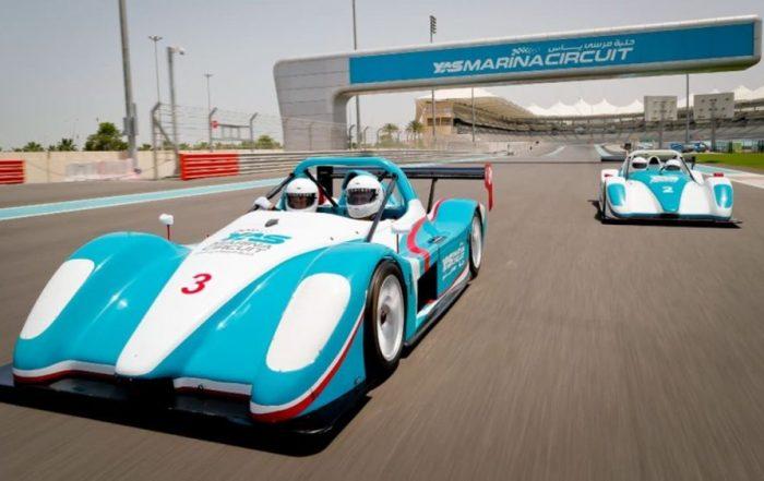 Abu Dhabi - Yas Marina Circuit - SST Hotlaps