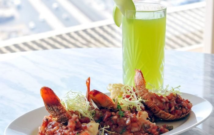 Restaurants – Dubai - Al Dawaar Revolving Restaurant - delicatessen