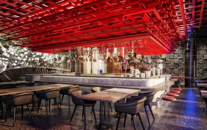Restaurants - Abu Dhabi - The Garage - interieur