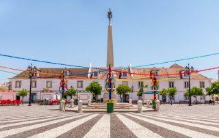 Rondreis Zuid-Portugal - Vila Real de Santo Antonio