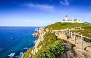 Rondreis Zuid-Portugal - vuurtoren - Cabo da Roca