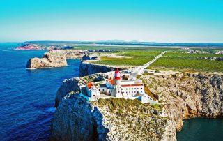 Rondreis Zuid-Portugal - vuurtoren van Cabo Vicente - Sagres