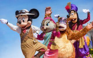 Disney's beste aanbieding voor de zomer - Mickey en zijn vrienden op de muzikale parade 'The Jungle Book Jive'