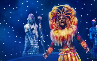 The Lion King: Rhythms of the Pride Lands