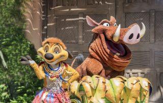 Disney's beste aanbieding voor de zomer - Timon en Pumba