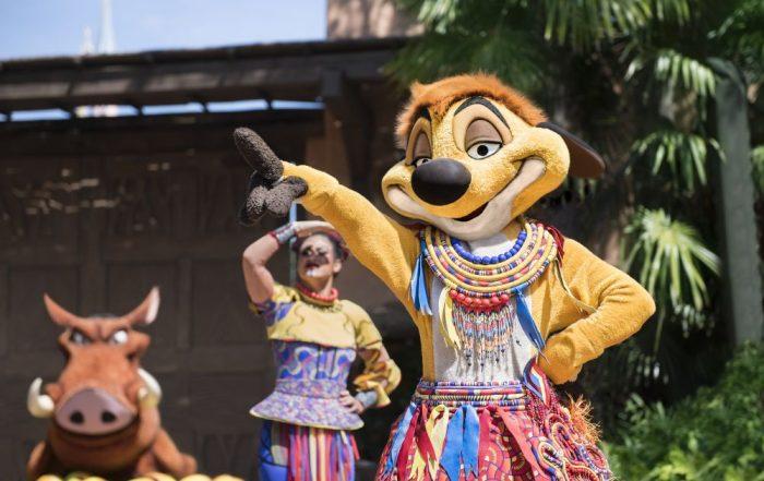 Disney's beste aanbieding voor de zomer - Timon's Matadance
