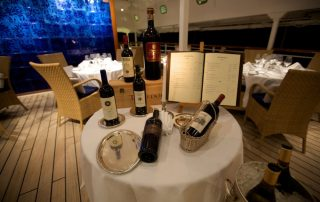 Champagnecruise - Winemakers Dinner