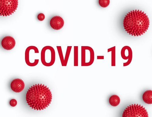 Coronavirus – Informatie voor onze reizigers