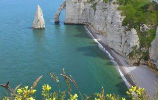 Seine-Maritime - Etretat - Falaises