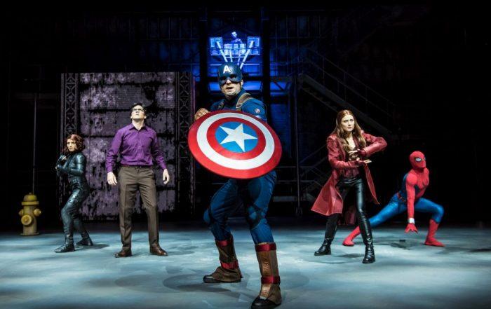 Disney's lenteaanbieding - Marvel superheroes