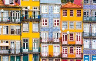 Ribeira, de oude stad van Porto