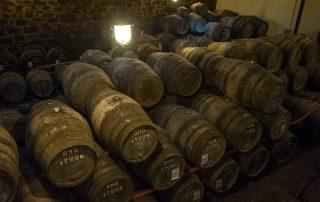 Rondreis Portugal - wijnkelder in Vila Nova de Gaia