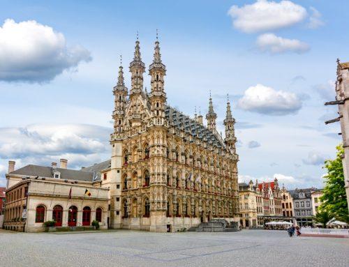 Historische overnachting in Leuven