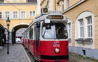 Wenen - Bim, of Weense tram