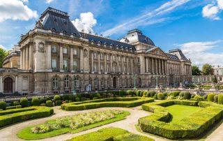 Brussel - Koninklijk Paleis