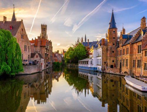 Elegante overnachting in Brugge