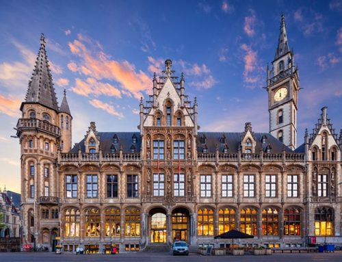 Luxueuze overnachting in Gent