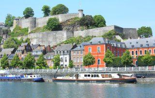 Buitengewone overnachting in Namen - Citadel