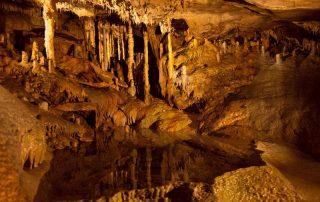 De charme en rust van de Belgische Ardennen - Grotten van Han
