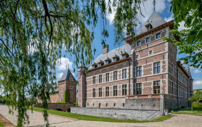 Kasteelovernachting in hartje Haspengouw - Kasteel van Ordingen ©archi-foto.be