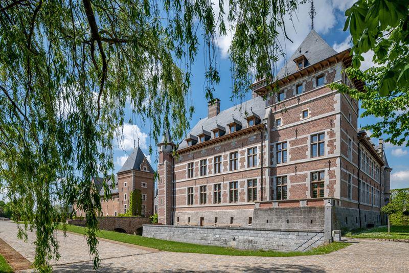 Kasteelovernachting in hartje Haspengouw - Kasteel van Ordingen ©archi-foto.be